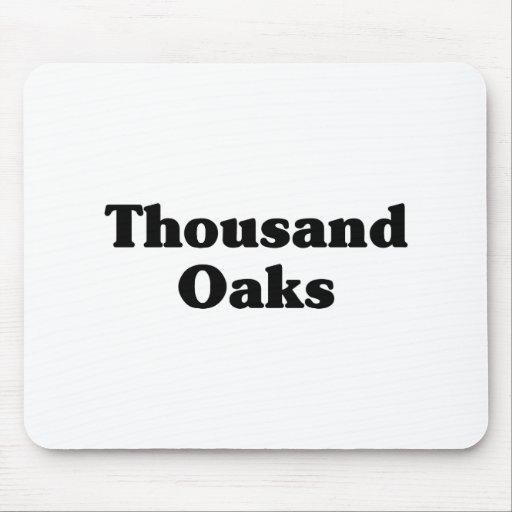 Thousand Oaks  Classic t shirts Mousepad