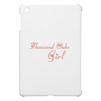 Thousand Oaks Girl tee shirts iPad Mini Cases