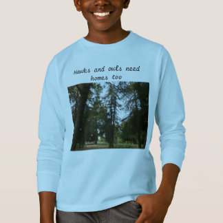 Thousand Oaks park conservation trees and landscap T-Shirt