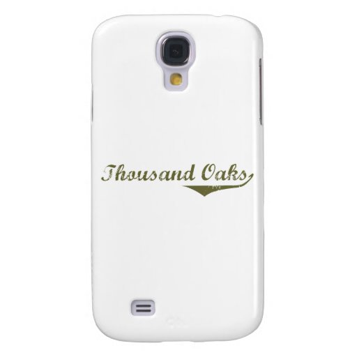 Thousand Oaks Revolution t shirts Samsung Galaxy S4 Covers