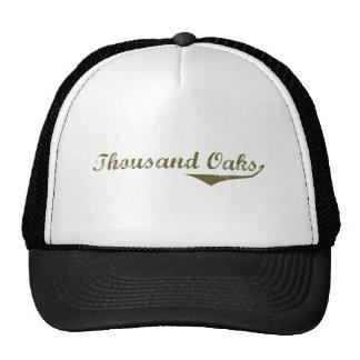 Thousand Oaks  Revolution t shirts Trucker Hats