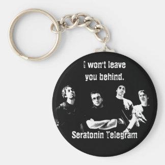 Thousand Times Keychain