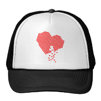 Thousands Of Hearts - Emo Alternative Grunge Rock Hat