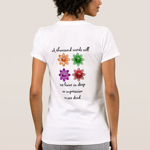Thousands words tees