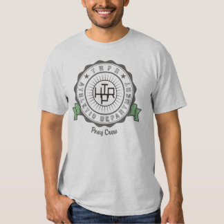 THPR Athletics Dept Pony Crew T-Shirt