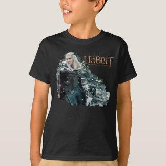 Thranduil In Battle T-Shirt