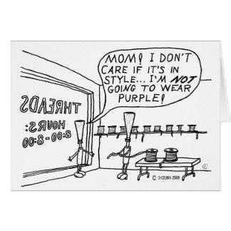 Thread Shop Card