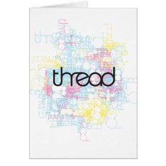 Thread Show Cards