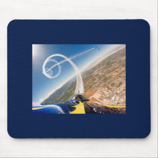 thread the needle aeronautics mouse pad