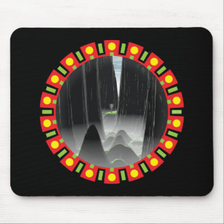 Thread The Needle Mouse Pad
