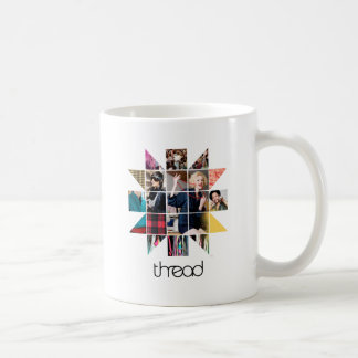 ThreadShow Star Bust Coffee Mug