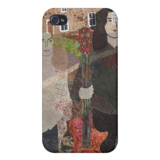 thred zeppelin iPhone 4/4S cover