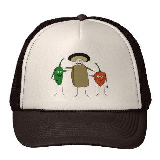 Three Amigos Hats