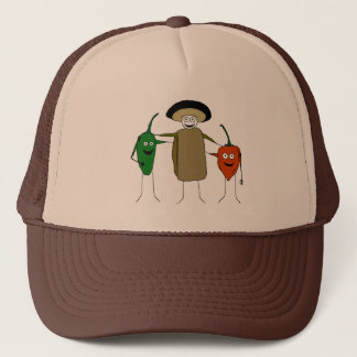 Three Amigos Trucker Hat