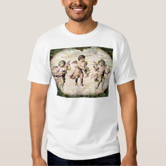 Three Angels (Antique) Tee Shirts