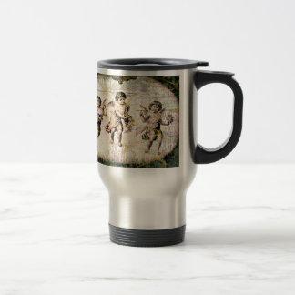 Three Angels (Antique) Travel Mug