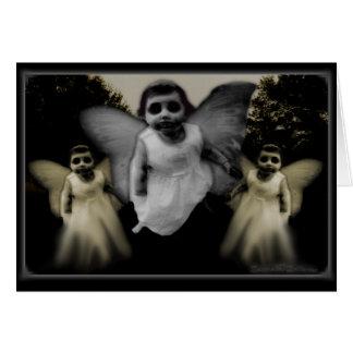 Three Angels Card
