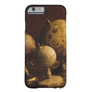 Three antique globes barely there iPhone 6 case