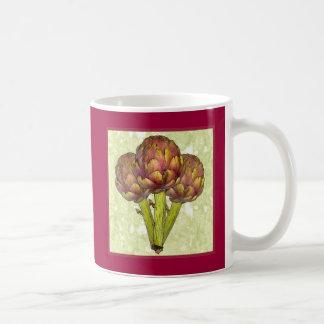 Three as one coffee mug