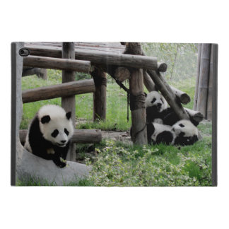 Three Baby Pandas iPad Mini 4 Case