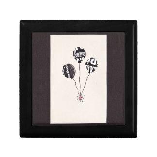 Three Balloons Gift Boxes