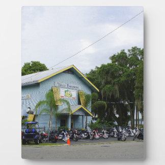 Three Bananas Photo Plaque