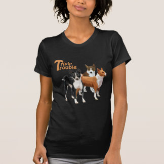 three basenjis T-Shirt