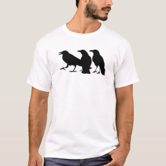 Three Black Crows T Shirt
