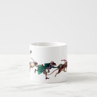 Three Blind Mice Espresso Mug