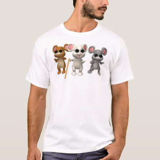 Three Blind Mice T-Shirt