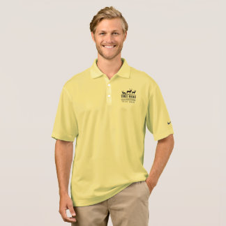 Three Bucks Outfitters Collared Pique Men's Shirt