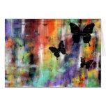 Three Butterflies Cards