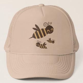 Three Buzzin Bees Trucker Hat