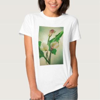 Three Calla Lilies Shirts