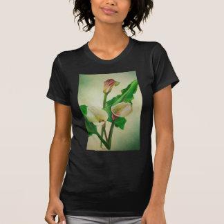 Three Calla Lilies T Shirts
