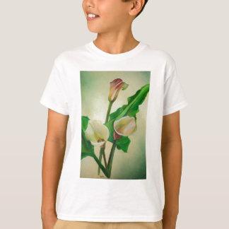 Three Calla Lilies Tee Shirt