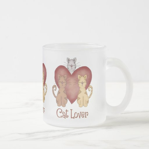 Three Cats Cat Lover Gifts and Tees Mugs