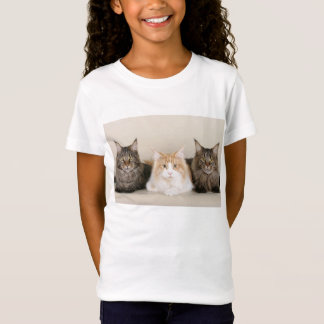Three cats T-Shirt