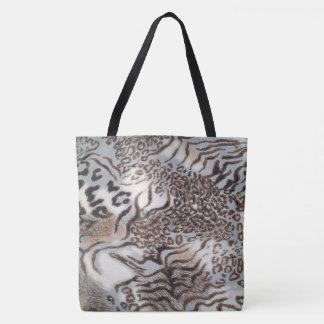 Three Cats Tote Bag