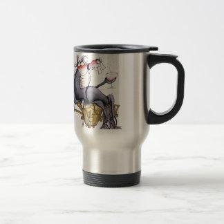 Three Cheers! Travel Mug