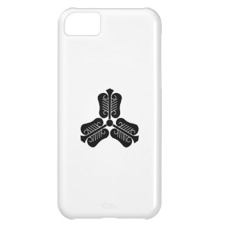 Three Chinese fans iPhone 5C Case