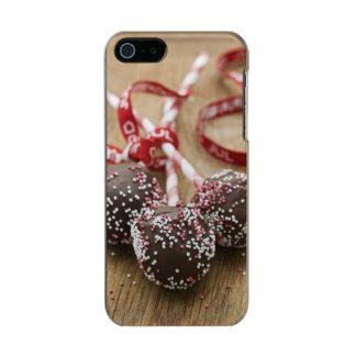 Three chocolate lollipops incipio feather® shine iPhone 5 case