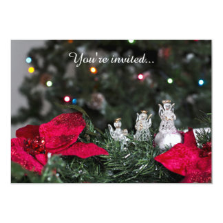 Three Christmas Angels | Card