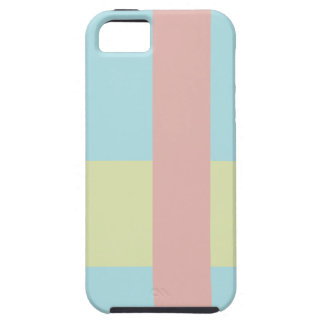 Three Color Palette Combination Complementary Mix iPhone 5 Case