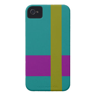 Three Color Palette Combination Complementary  Mix iPhone 4 Case-Mate Cases