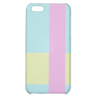Three Color Palette Combination Complementary Mix iPhone 5C Cover