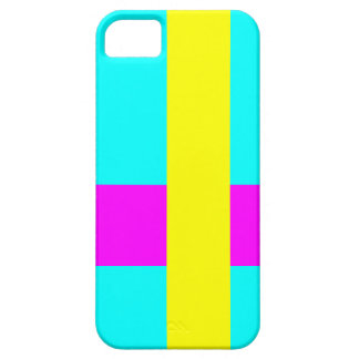 Three Color Palette Combination - Harmonious Mix Barely There iPhone 5 Case