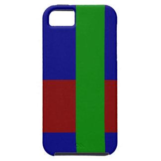 Three Color Palette Combination - Harmonious Mix iPhone 5 Cases