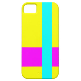 Three Color Palette Combination - Harmonious Mix iPhone 5 Cover