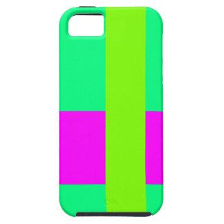 Three Color Palette Combination - Harmonious Mix iPhone 5 Case